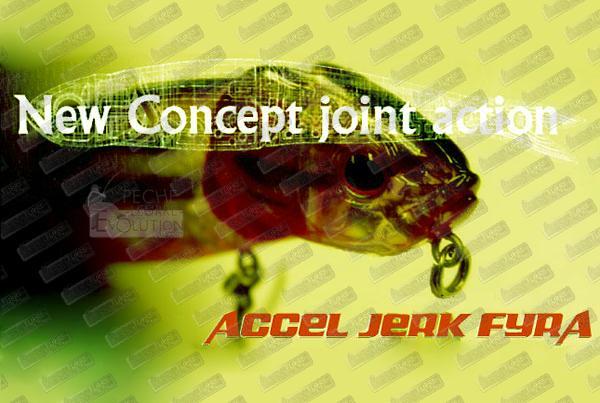KANJI Accel Jerk Fyra Lipless