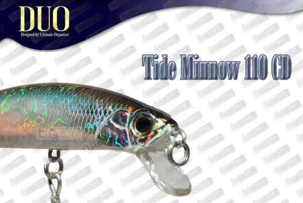 DUO Tide Minnow 110 CD