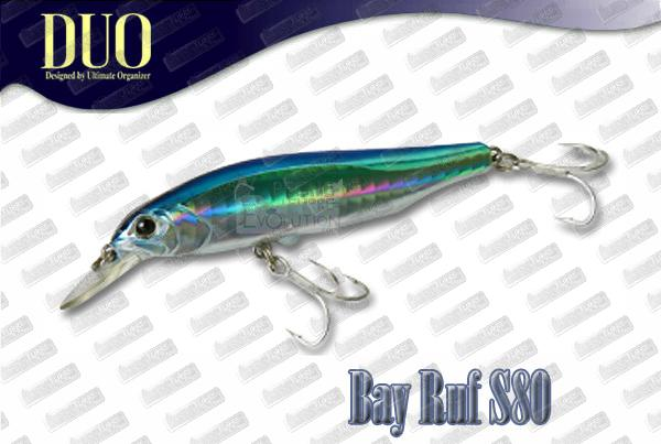 DUO Bay Ruf S 80