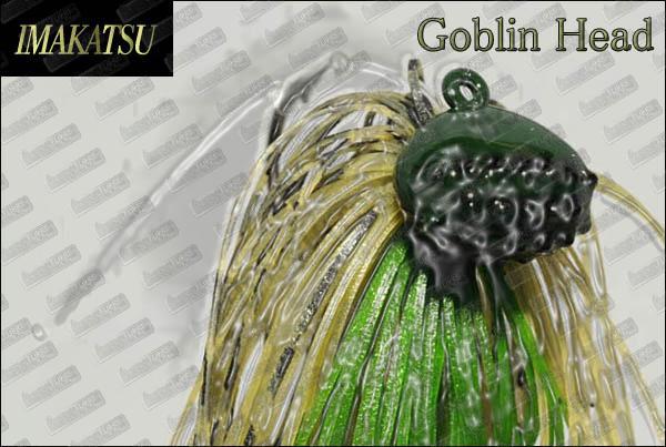 IMAKATSU Goblin Head Jig