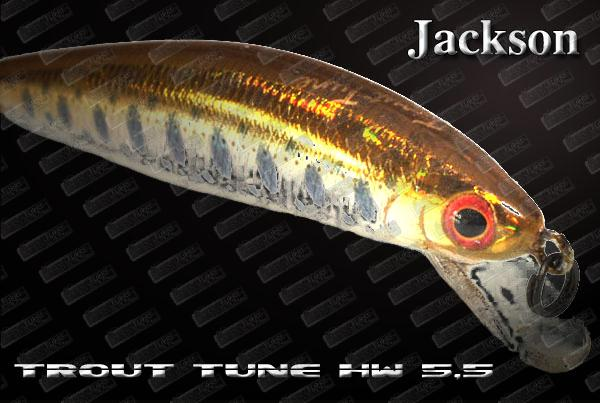 JACKSON Trout Tune HW 55