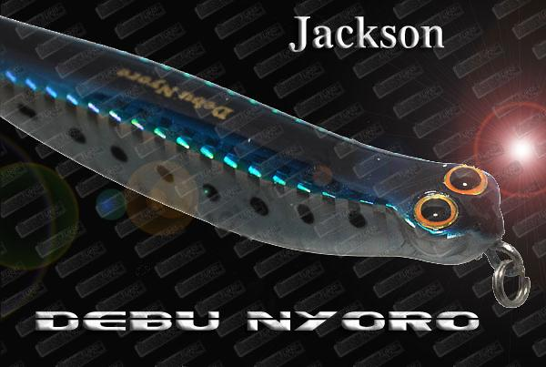 JACKSON Debu Nyoro 85