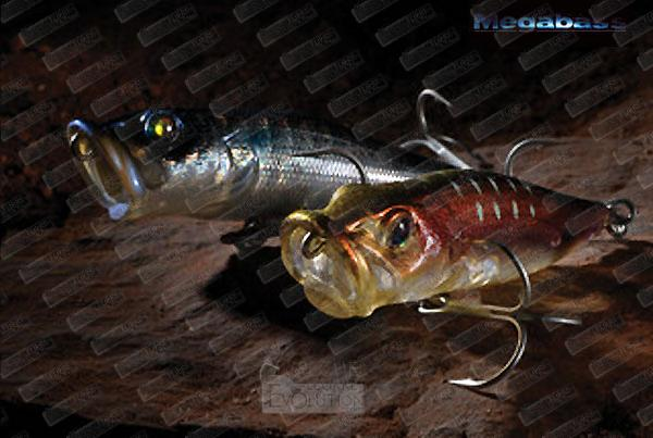MEGABASS Pop-X SW