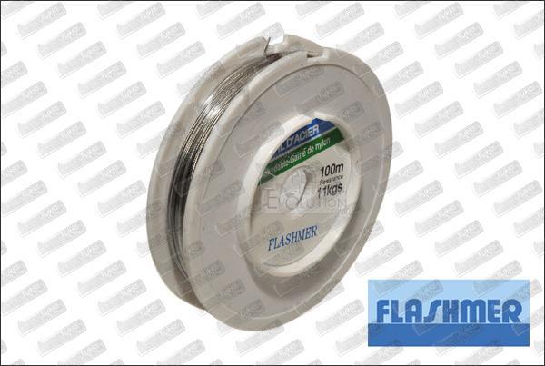 FLASMER cable d'acier à sertir 100 m