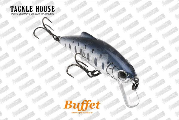 TACKLE HOUSE Buffet 50 Mute
