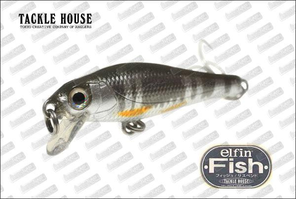 TACKLE HOUSE Elfin Fish