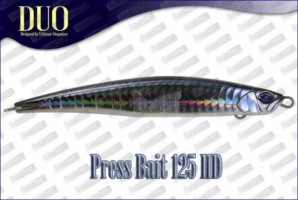 DUO PressBait 125 HD
