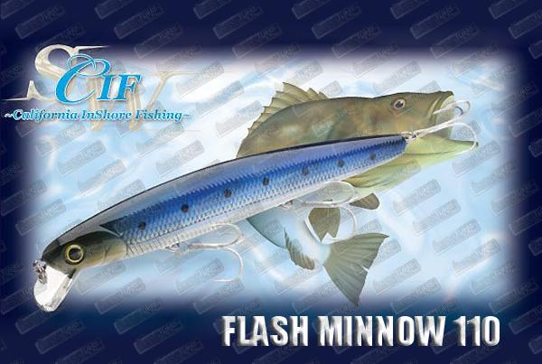 LUCKY CRAFT SW Flash minnow 110 SP