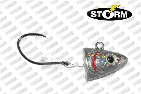 STORM Shad Jig Head Joint