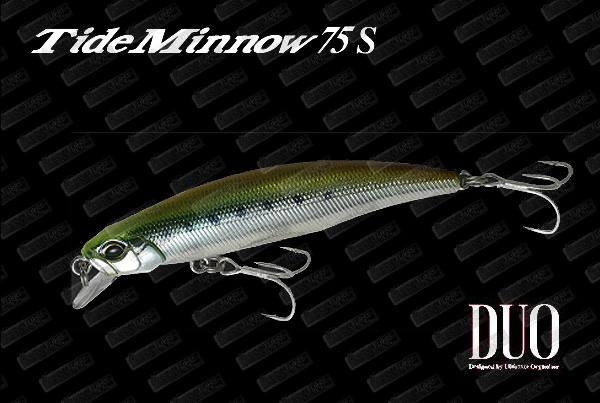 DUO Tide Minnow 75 S