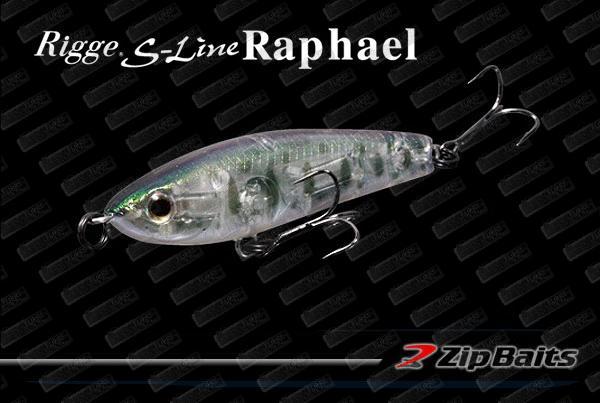 ZIP BAITS Rigge S-Line Raphael