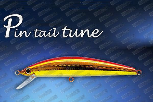 JACKSON Pin Tail Tune 40g WTH