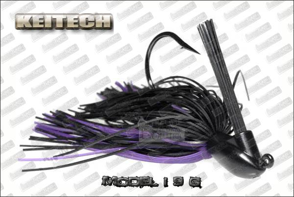 KEITECH Rubber jig Model I 5/16oz (9g)