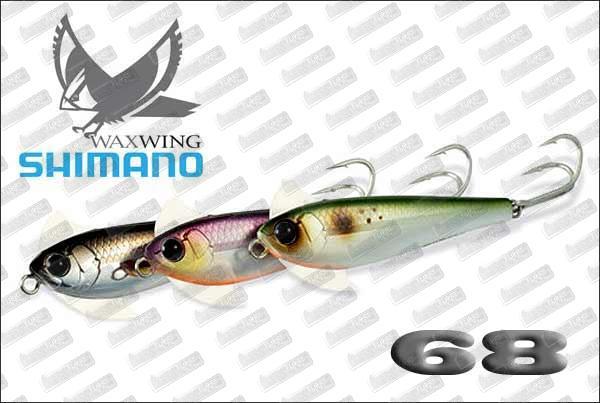 SHIMANO Waxwing 68 mm