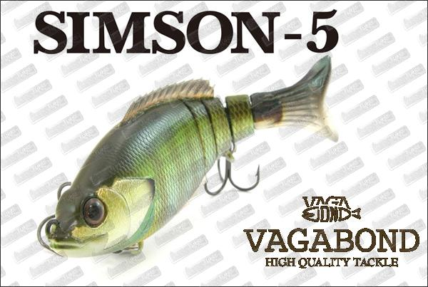 VAGABOND Simson 5
