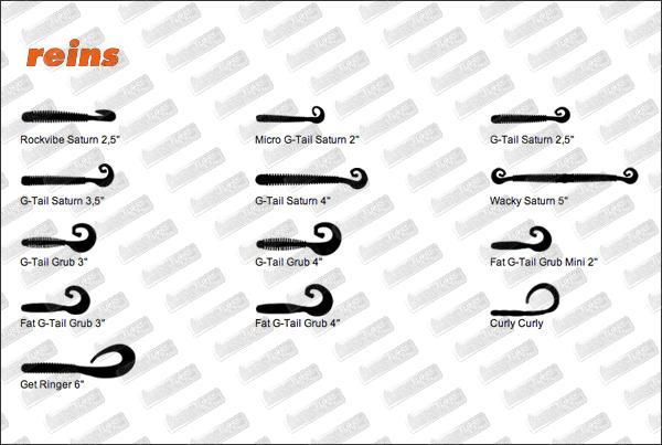 REINS G-Tails