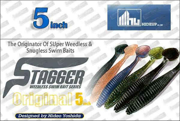 HIDEUP Stagger Original 5''