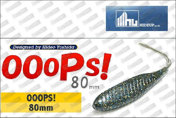 HIDEUP OOOPS ! 80 mm