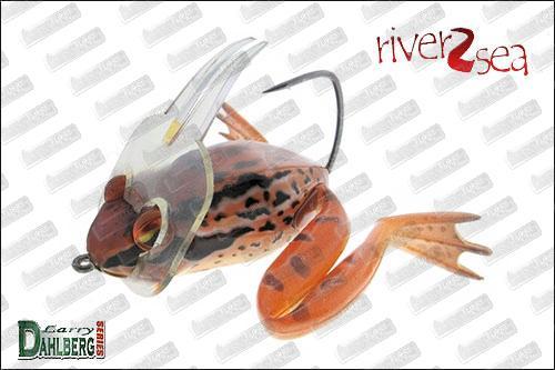 RIVER2SEA Dahlberg Diver Frog 50