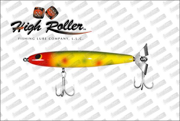 HIGH ROLLER RipRoller 5.5''