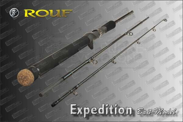 ZENAQ ROUF Expedition Bait Model
