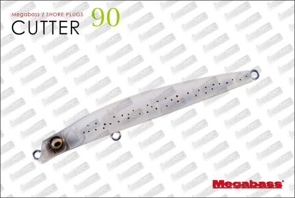 MEGABASS Cutter 90