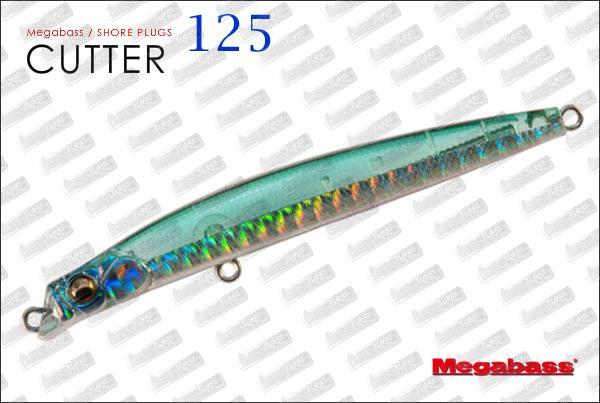 MEGABASS Cutter 125