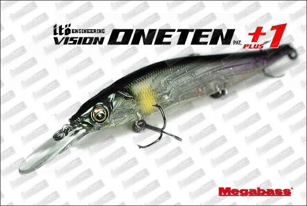 MEGABASS Vision 110 R + 1