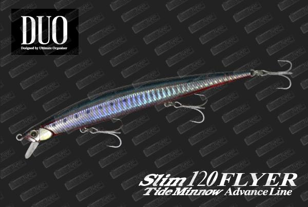DUO Tide Minnow 120 Flyer