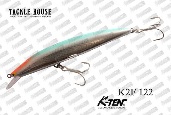 TACKLE HOUSE K2F 122