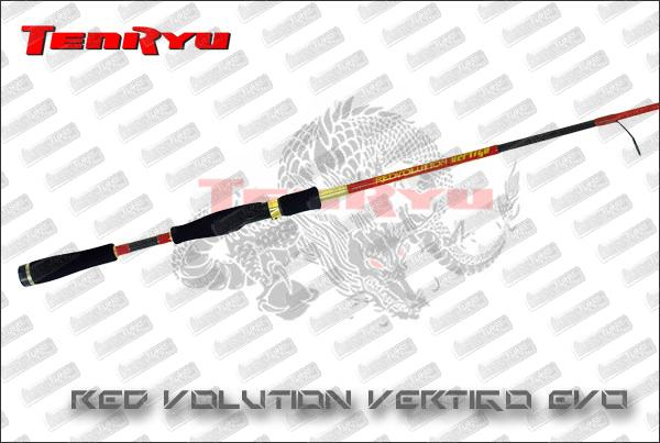 TENRYU Red Volution Vertigo Evo