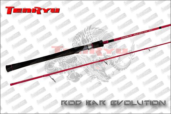 TENRYU Rod Bar Evolution