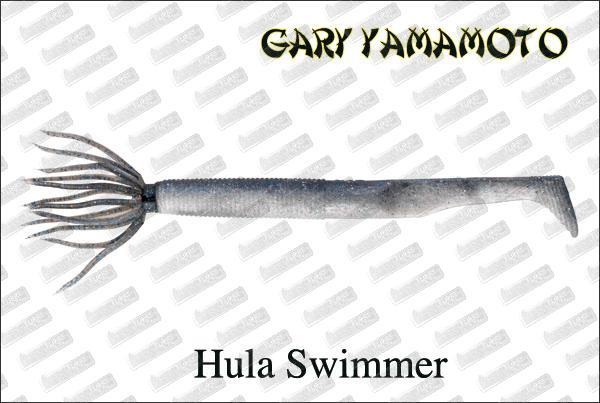 GARY YAMAMOTO Hula Swimmer
