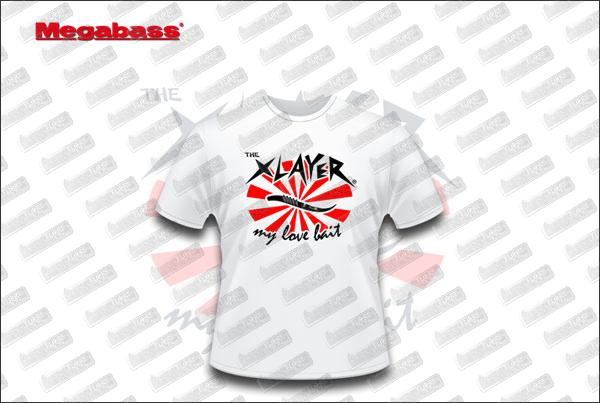MEGABASS Tee Shirt XLayer