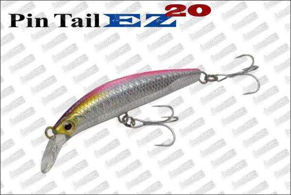 JACKSON Pin Tail EZ 20