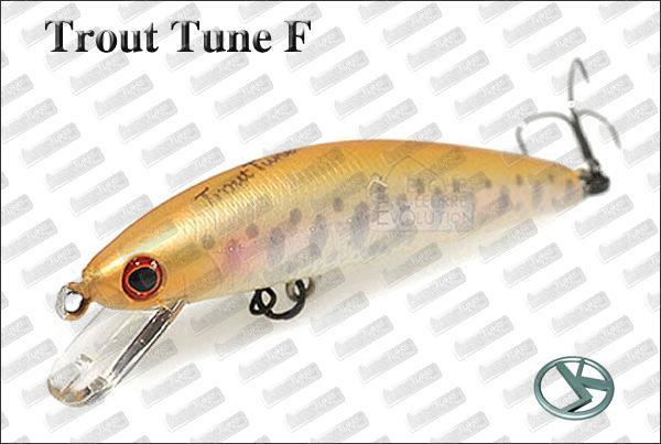 JACKSON Trout Tune F 55