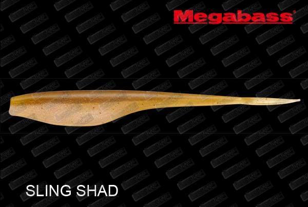 MEGABASS Sling Shad 5''