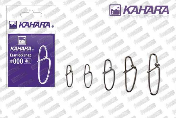 KAHARA Easy Lock Snap