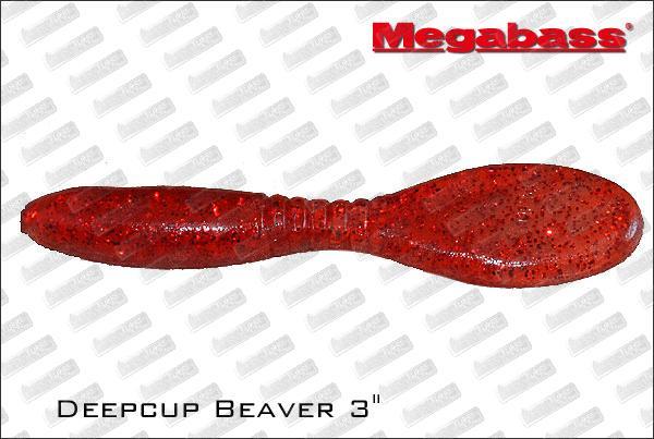 MEGABASS Deepcup Beaver 3''