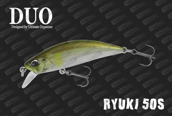 DUO Spearhead Ryuki 50S