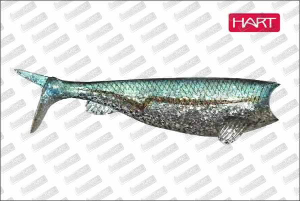 HART Absolute Soft Shad 120mm