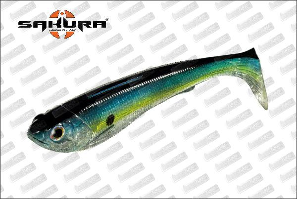 SAKURA L16 Shad 150