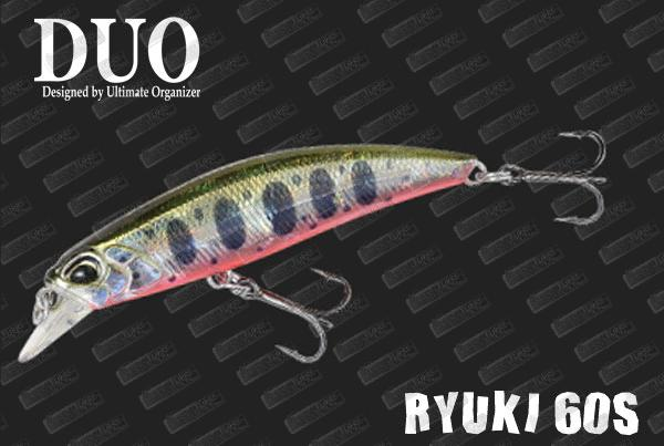 DUO Spearhead Ryuki 60S