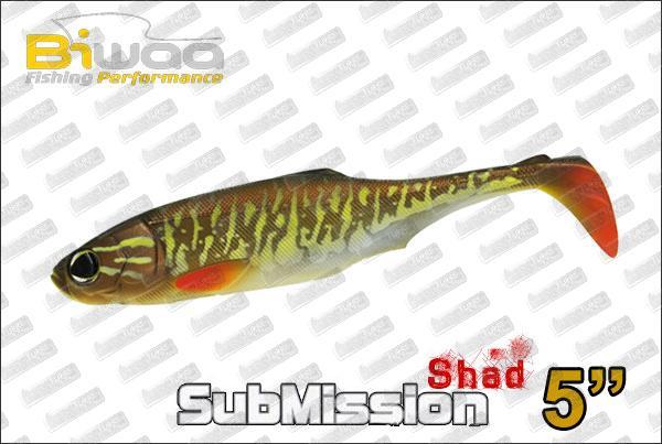 Biwaa submission shad 5''