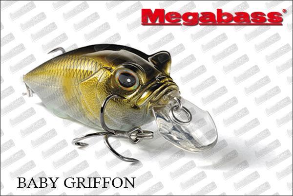 MEGABASS Baby Griffon