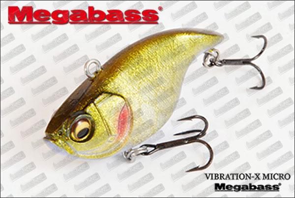 MEGABASS Vibration-X Micro