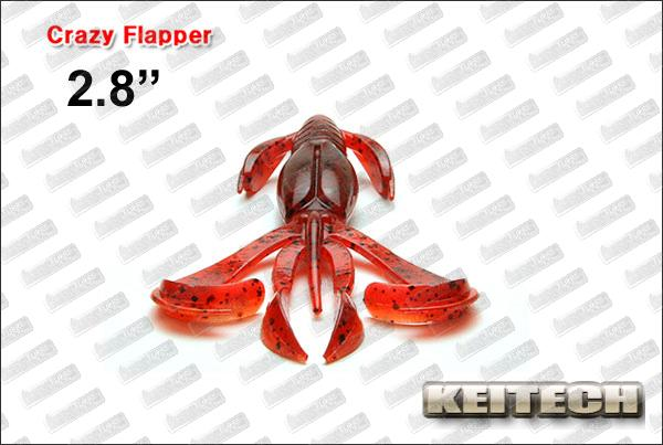 KEITECH Crazy Flapper 2.8''