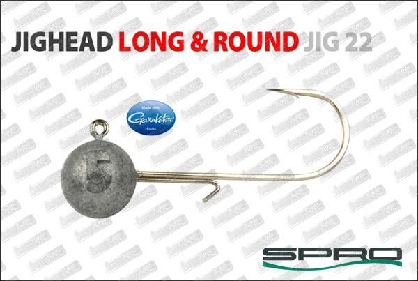 SPRO Round Jighead - Jig22