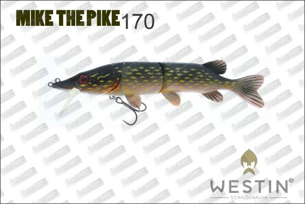 WESTIN Mike The Pike 170