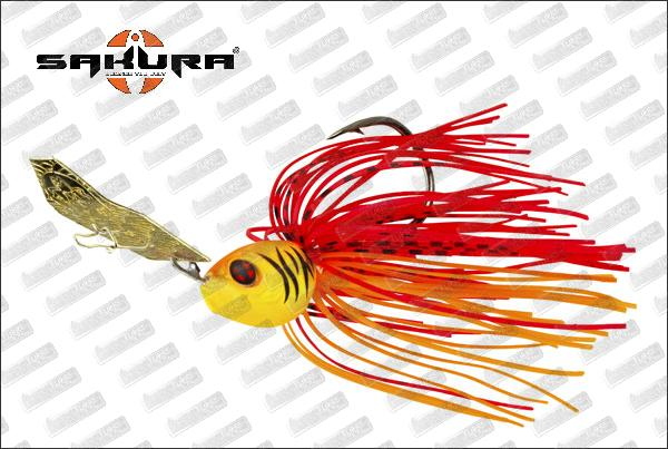 SAKURA Swinger Chatterbait